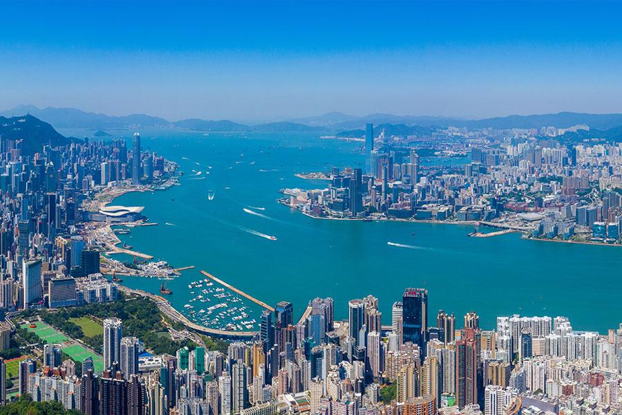 hong kong - المواقع العالمية