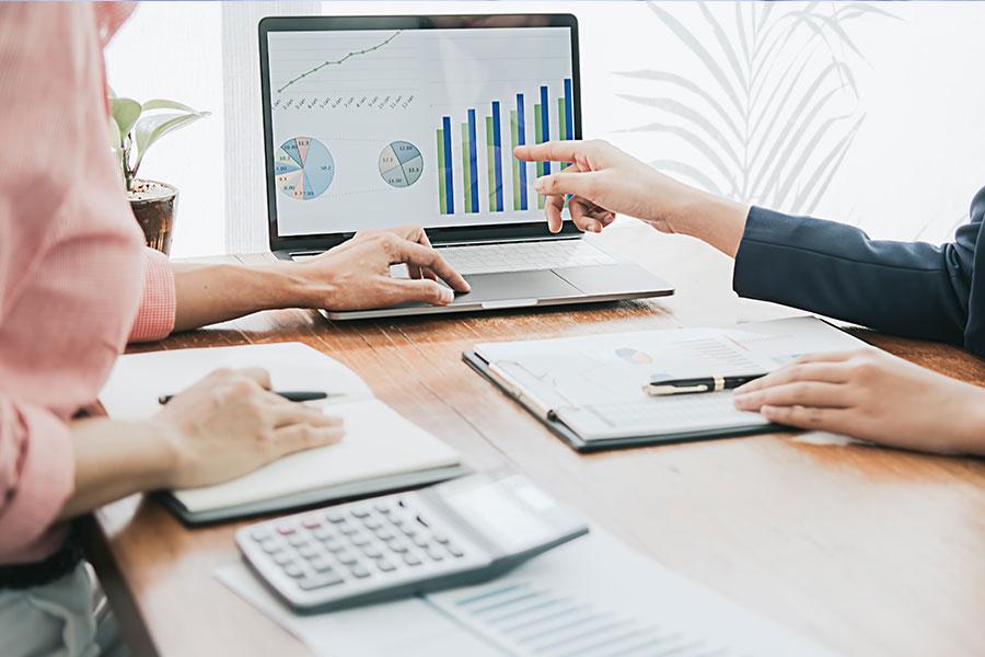 finger tip reporting - الإبلاغ عن ذكاء الأعمال