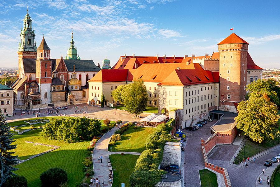 krakow - المواقع العالمية
